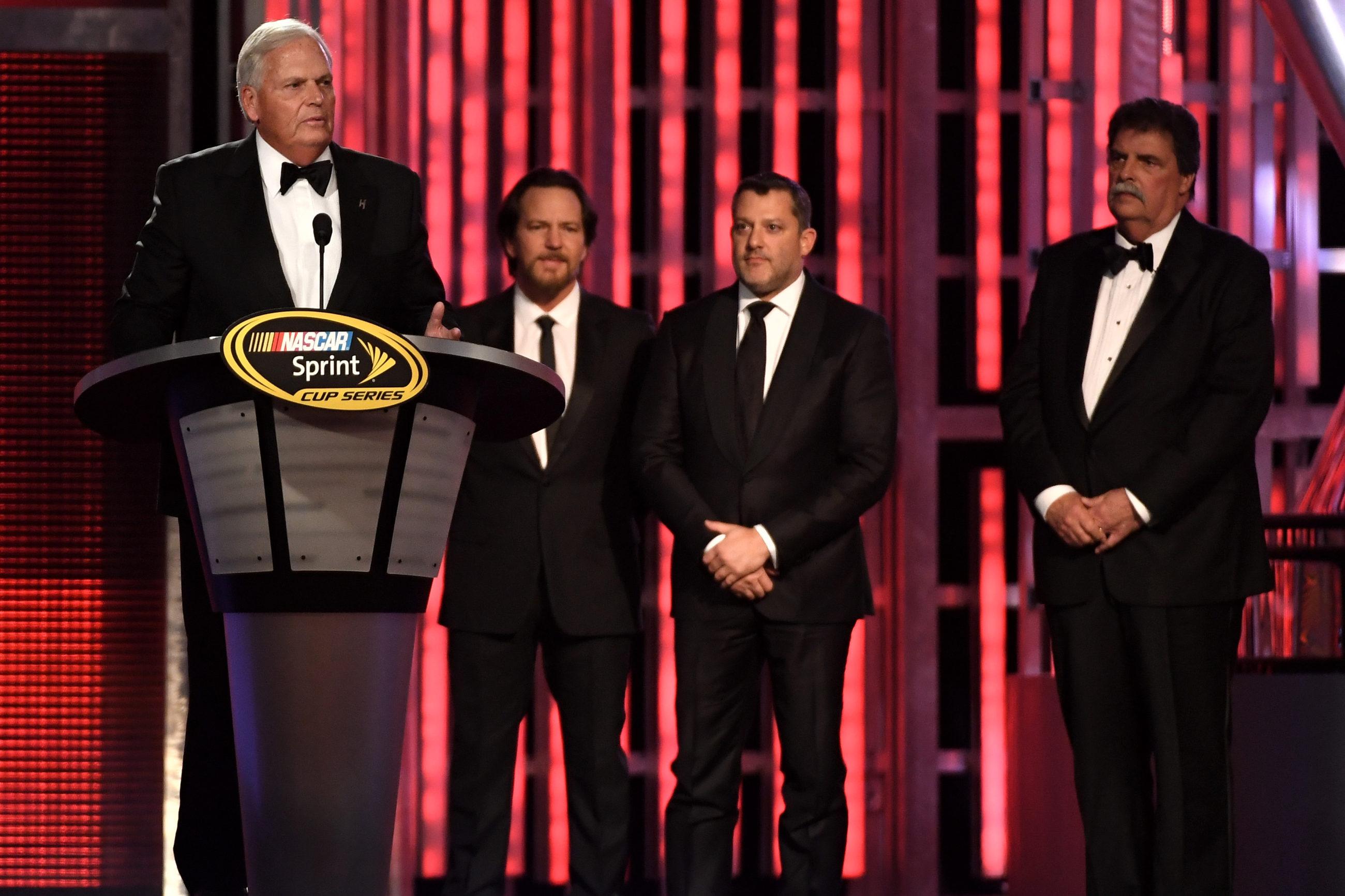 2016 NMPA Myers Brothers Awards Presented - NASCAR Awards