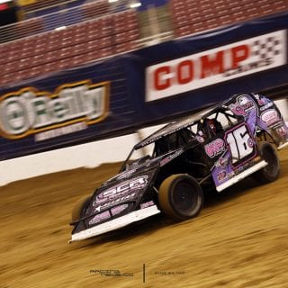 2016 STL Racing - Dirt Modified - Gateway Dirt Nationals 7081