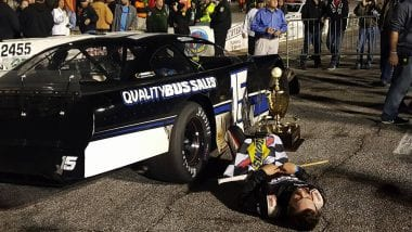 2016 Snowball Derby Results - Snowball Derby Winner Christian Eckes