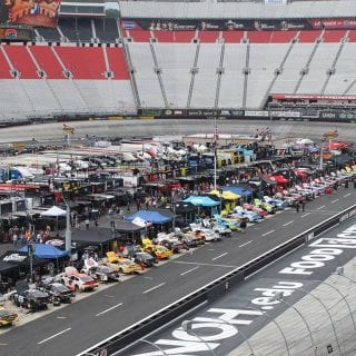2017 Bristol Motor Speedway Late Model Event - US Nationals 2017
