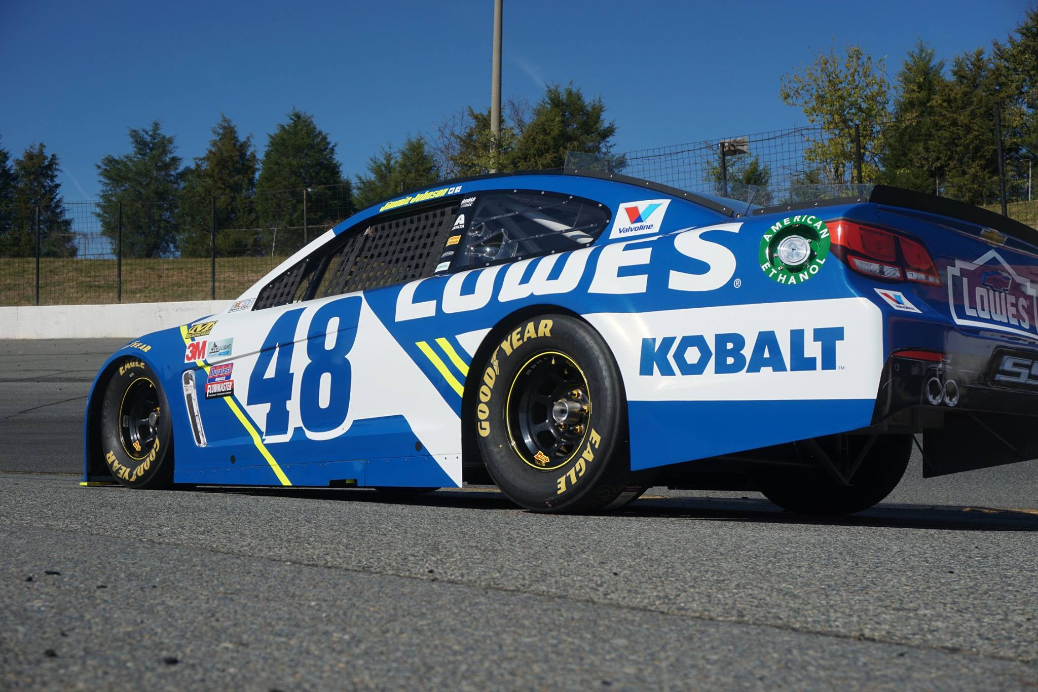 Jimmie Johnson Car Photos Lowes Kobalt Racecars Nascar