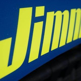 2017 Jimmie Johnson Door Signature