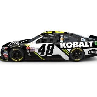 2017 Kobalt Car - Jimmie Johnson NASCAR