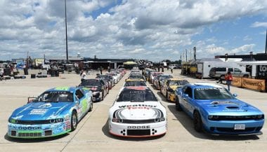 2017 NASCAR Pinty's Schedule Released