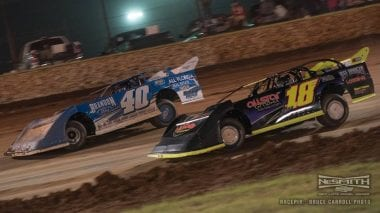 2017 NeSmith Dirt Late Model Schedule - National Touring Dirt Late Model Series