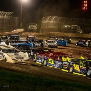 2017 NeSmith Schedule - National Touring Dirt Late Model Series