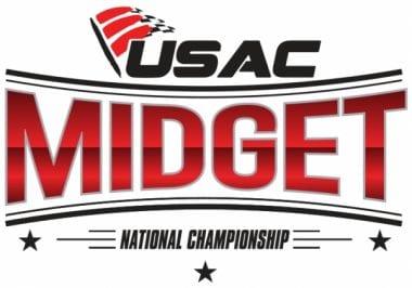 2017 USAC Midget National Schedule - USAC Midget National Championship Logo