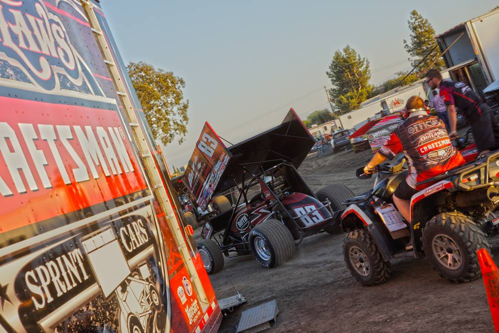 2017 World of Outlaws Sprint Car Schedule