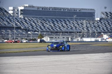 3GT Racing Endurance Race Driver Lineup - 24 Hours at Daytona