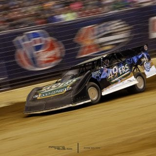 49ers Dirt Late Model Photo 7491