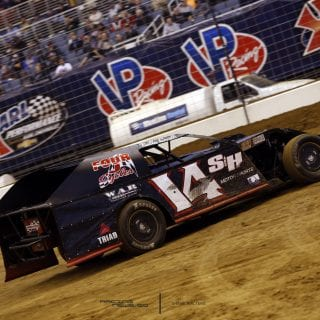 Billy Smith Dirt Modified - Gateway Dirt Nationals Photo 5861
