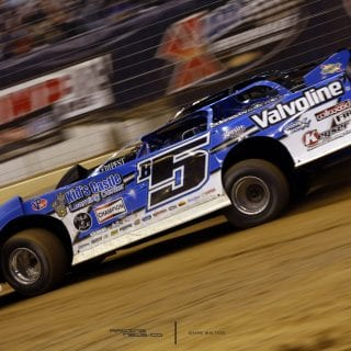 Brandon Sheppard Dirt Late Model Photo 8454