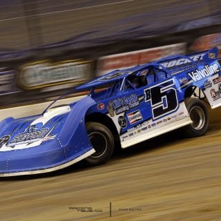 Brandon Sheppard Dirt Late Model Photo _MG_7570