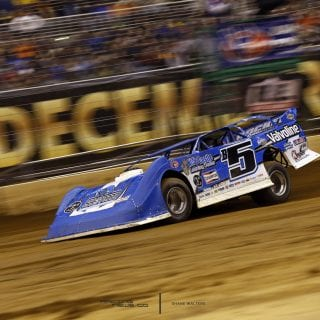 Brandon Sheppard Dirt Late Model Photography 8490