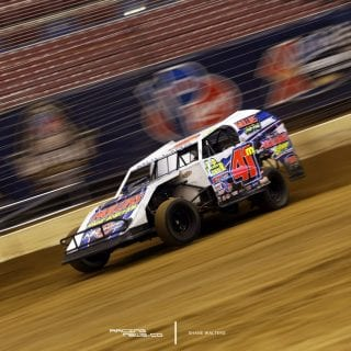 Brent Mullins Dirt Modified Racing 7175