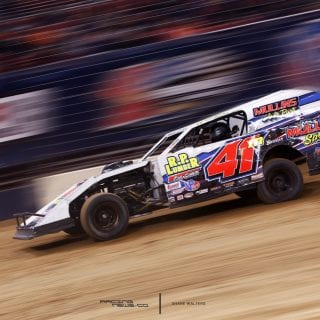 Brent Mullins Racing Photo 9493