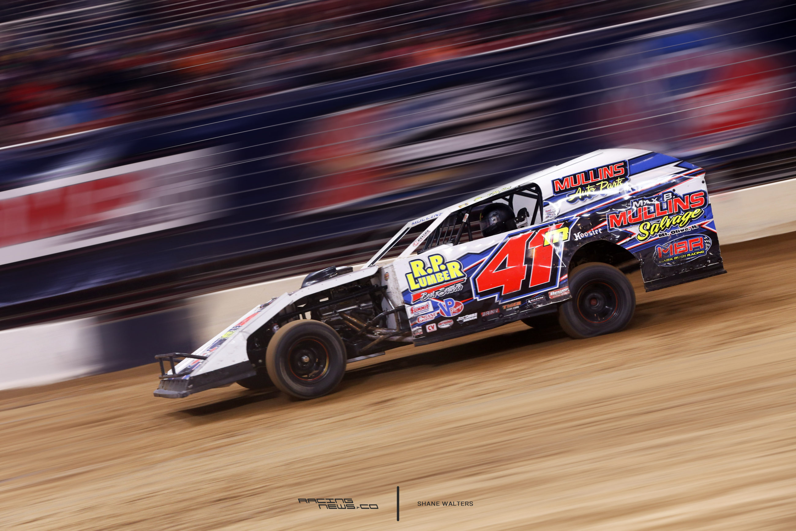Brent Mullins Racing Photo 9493