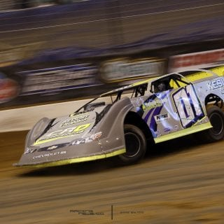 Casey Montague Dirt Late Model 7530