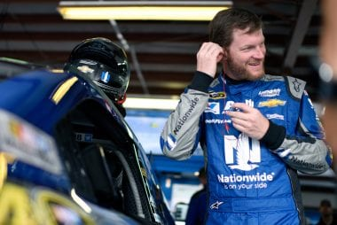 Dale Jr Cleared to Drive in 2017 NASCAR Season