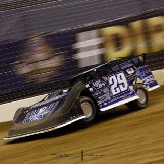 Darrell Lanigan Dirt Late Model - Gateway Dirt Nationals Results 6632