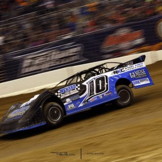 Daryn Klein Dirt Late Model Photo _MG_7775