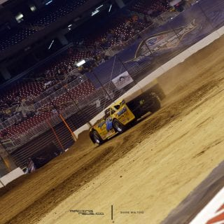 Dirt Late Model Edward Jones Dome St Louis 5656