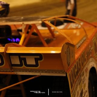 Dirt Late Model Gordy Gundaker - Gateway Dirt Nationals 4858