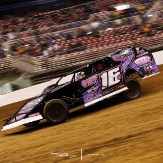 Dirt Modified Gateway Dirt Nationals Photo 5762