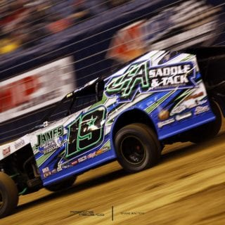 Dirt Modified Racecar Photo 6020