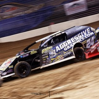 Dirt Modified Racing Photography 9482
