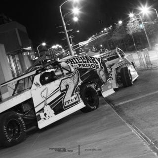 Dirt Modifieds in the Street 6063