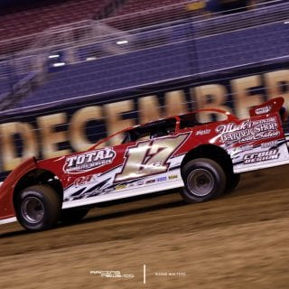 Dirt Track Late Model Photo 5433