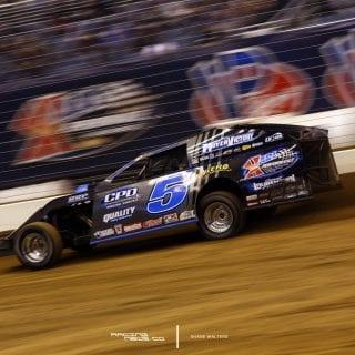 Dirt Track Modified Racing Photos 5926
