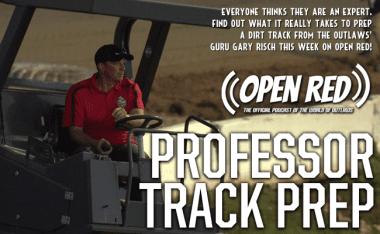 Dirt Track Prep Explained by World of Outlaws Dirt Guru Gary Risch
