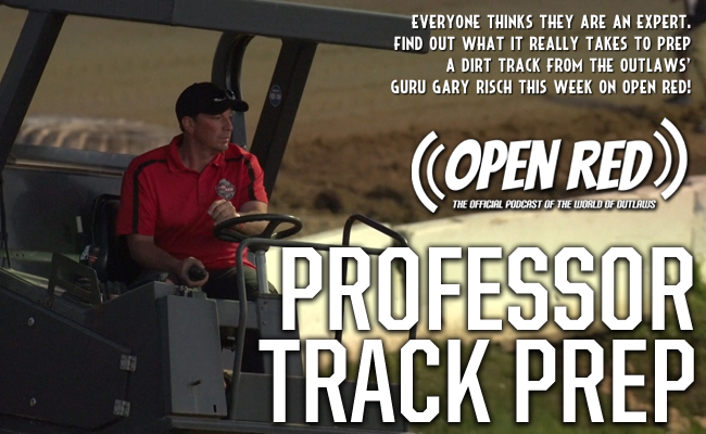 Dirt Track Prep Explained by World of Outlaws Dirt Guru Gary
