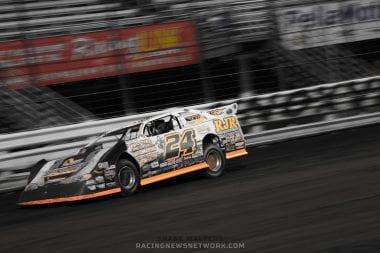 Dirt Track Prep Gary Risch -Knoxville Raceway Track Prep Work