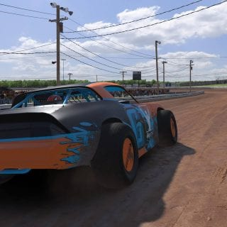 Dirt Track Racing Games