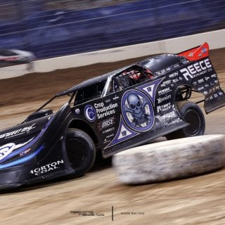 Dirt Track Racing Photography 9202