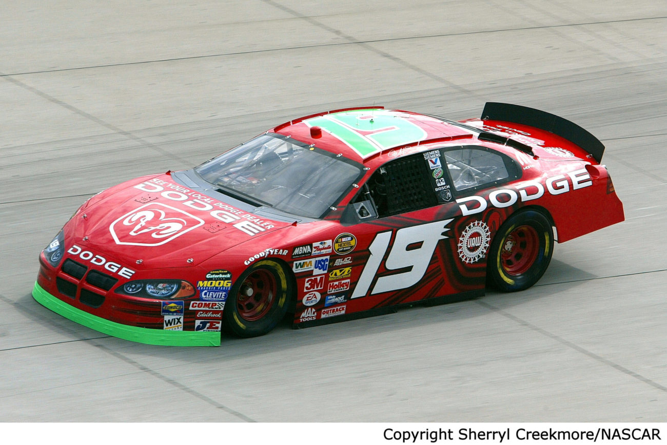 Dodge Returning to NASCAR? - Fiat Chrysler Automobiles