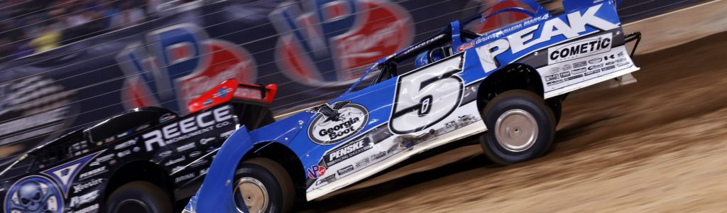 Don O'Neal is looking forward to the Gateway Dirt Nationals