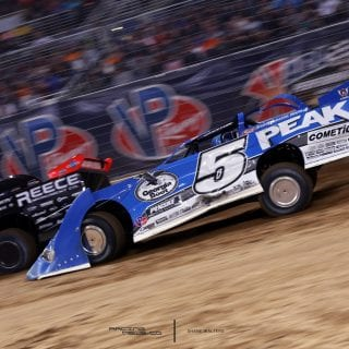 Don Oneal Scott Bloomquist Racing Photos 9152