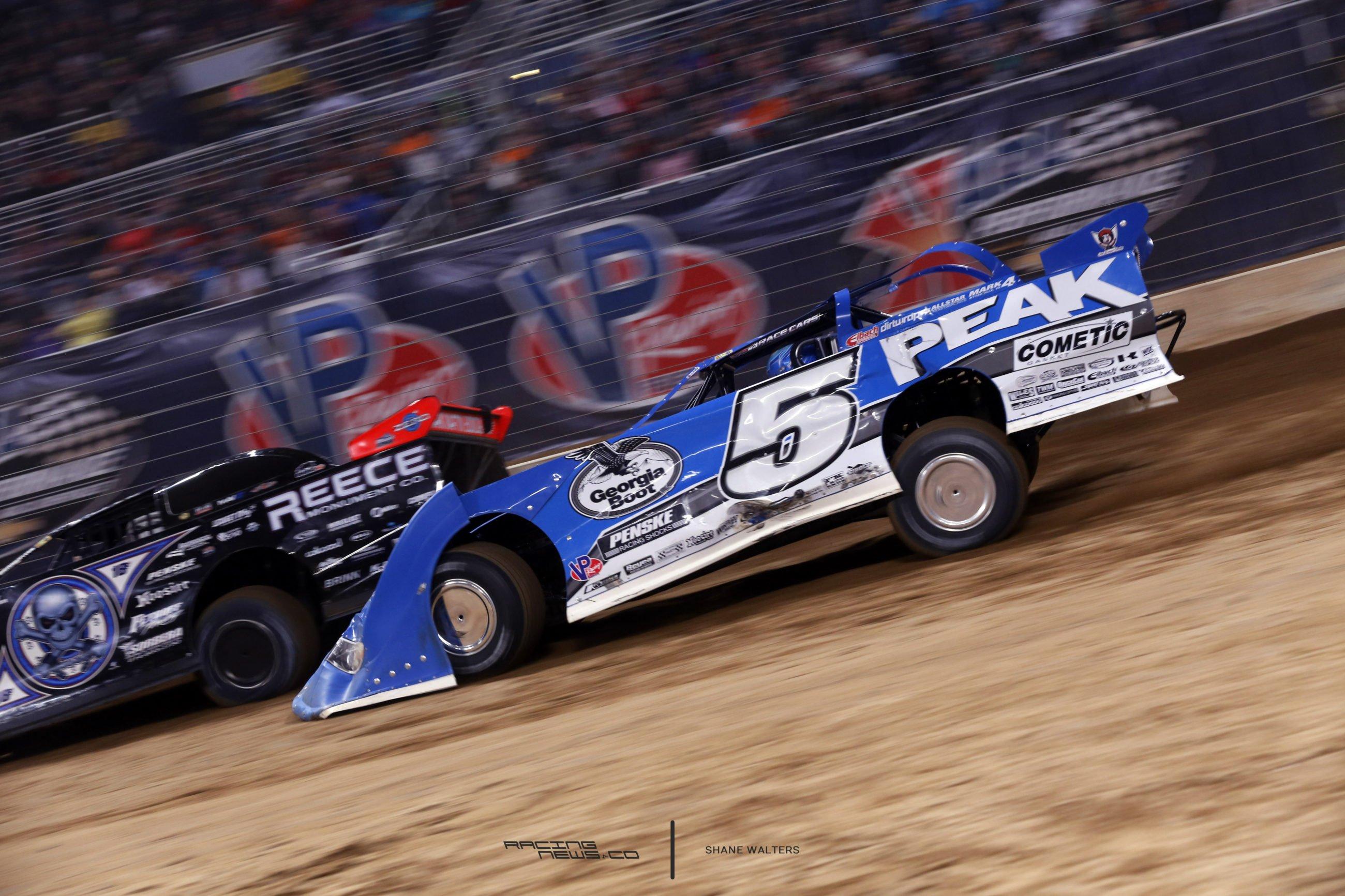 Don Oneal Scott Bloomquist Racing Photos 9152