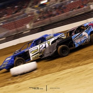 Gateway Dirt Modified Race Photo 6827