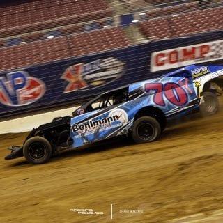 Gateway Dirt National Modified Racing Photo 6834