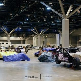 Gateway Dirt Nationals Convention Center Pit Stalls 5033