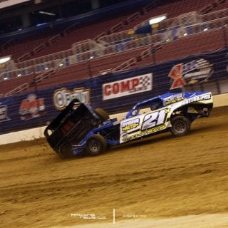 Gateway Dirt Nationals Crash 6839