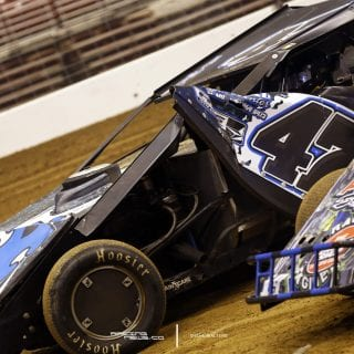 Gateway Dirt Nationals Crash Photo 6872