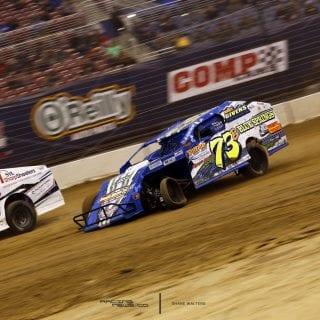 Gateway Dirt Nationals Flat Tire 6882