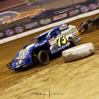 Gateway Dirt Nationals Flat Tire Racing 6892