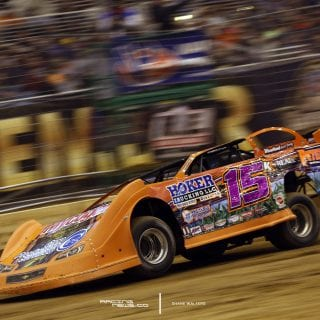 Gateway Dirt Nationals Late Model Racing Photos 8498